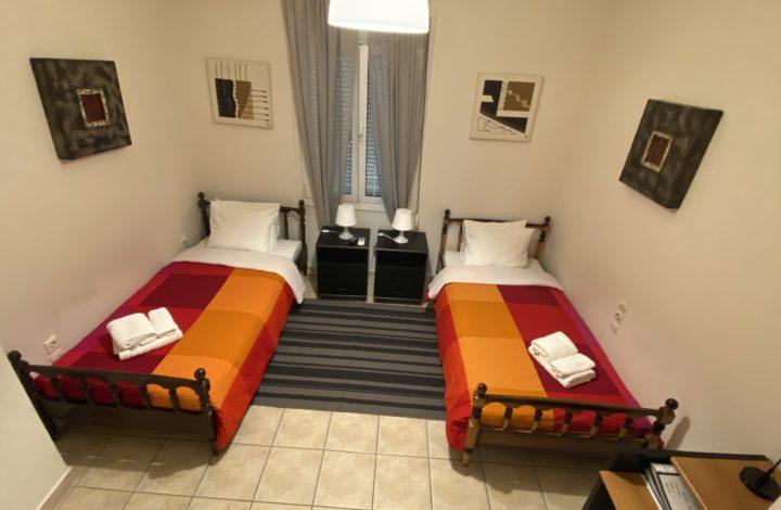 Patras Centre Apartment – New Port
