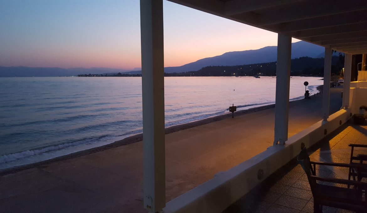 Patras Luxury Seaside House