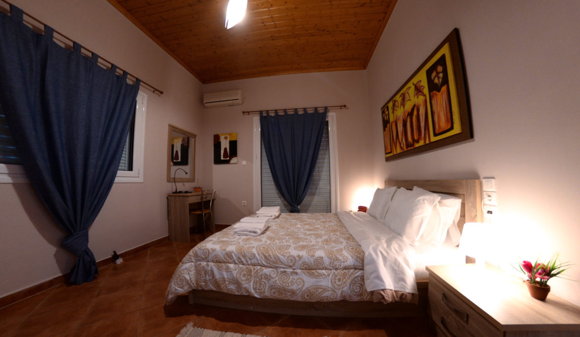 Patras Cozy Lodge